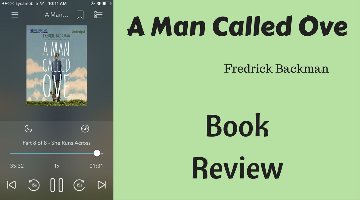 A Man Called Ove Fredrick Backman