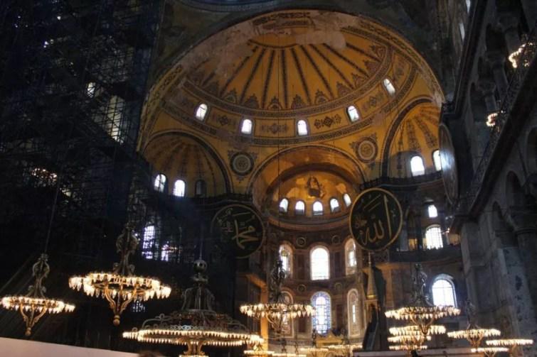 Istanbul Must See Hagia Sophia