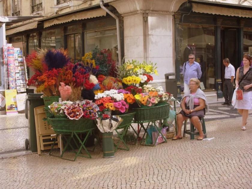 blumenstand-in-lissabon