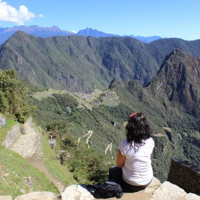 Instagram: Meine Peru Reise