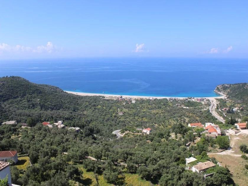 Albaniens Süden
