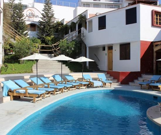 Villa Jazmin Hoteltipp Peru