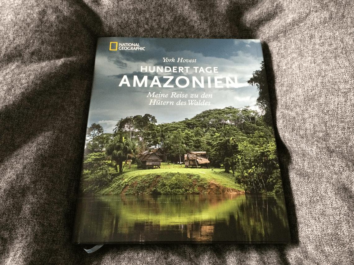 Buchrezension: Hundert Tage Amazonien