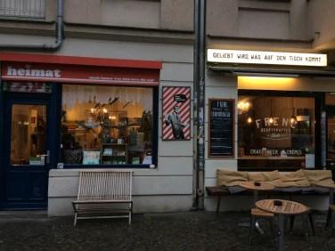 Shoppen in Berlin