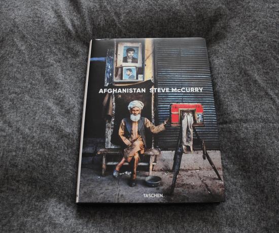 Afghanistan Bildband von Steve McCurry