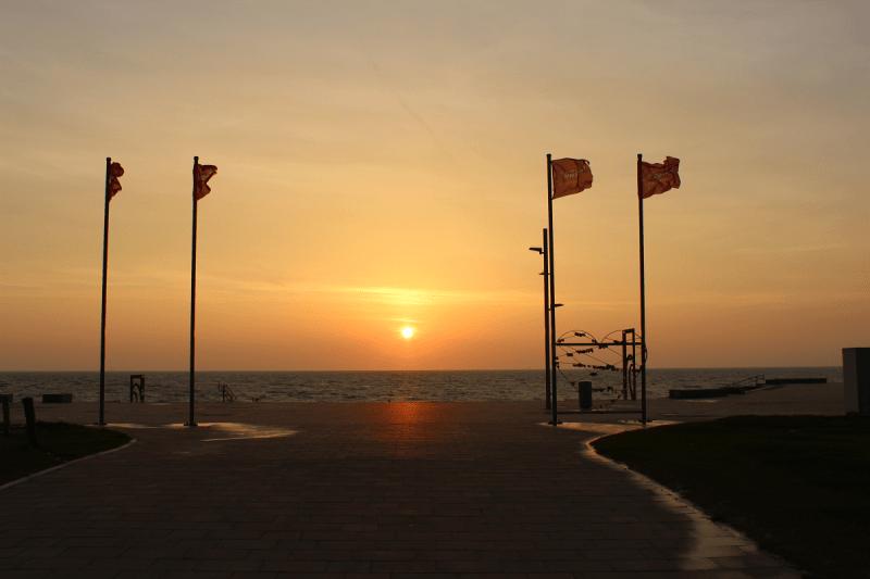 Urlaub in Büsum an der Nordsee