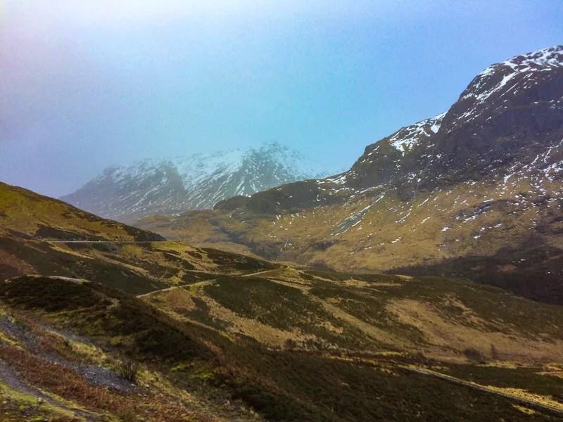 Glencoe Schottland