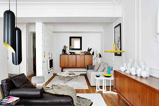 toques de color decoracin teselas en la cocina sillas de diseo muebles de diseo iconos del