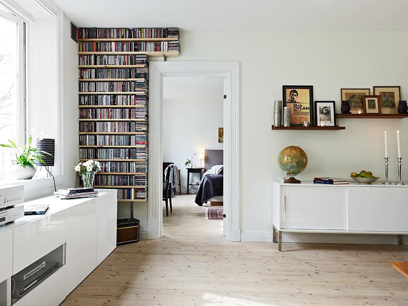 Mueble bajo en el sal n blog tienda decoraci n estilo n rdico delikatissen - Ikea muebles bajos ...