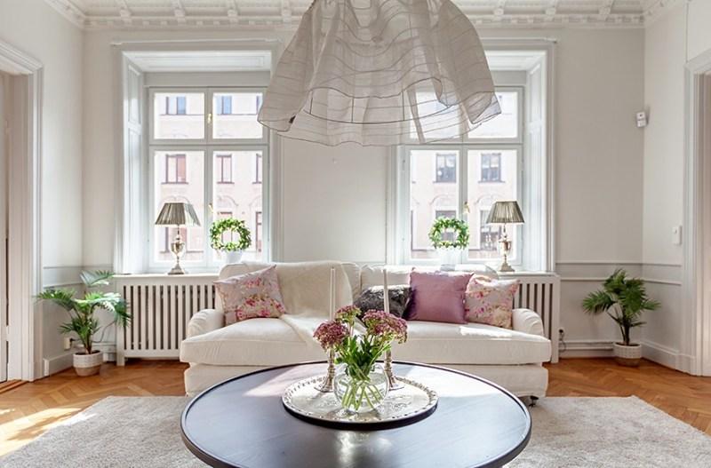 Estilo n rdico cl sico blog tienda decoraci n estilo for Decoracion de interiores clasico elegante