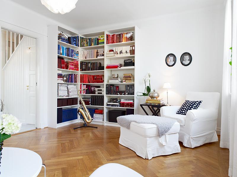 Decorar con muebles de ikea blog tienda decoraci n for Muebles blancos ikea