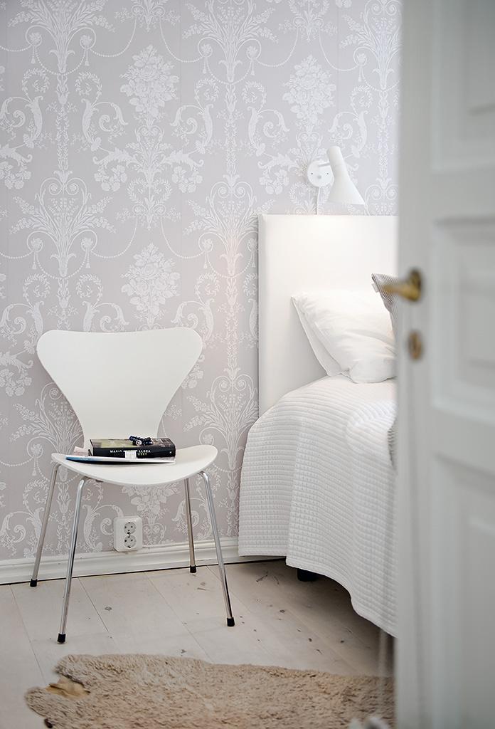 Quedamos en el dormitorio blog tienda decoraci n for Papel pintado dormitorio estilo nordico