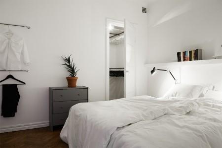 Decoración elegante, sencilla y funcional