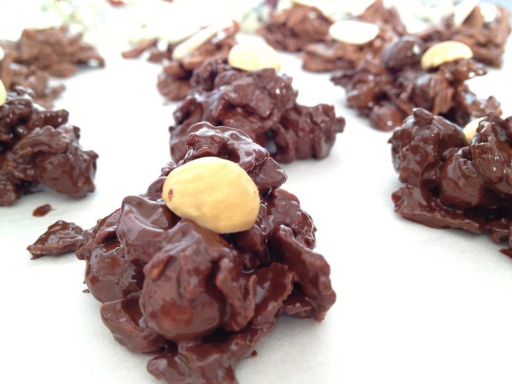 Bombones Fáciles De Chocolate Y Frutos Secos Blog Tienda