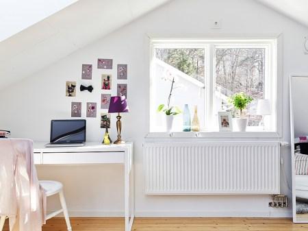 ventanas en el tejado sistemas ventanas techo y tejado estilo nórdico diseño de interiores diseño áticos pequeños decoración interiores decoración en blanco decoración áticos pequeños blog decoración nórdica