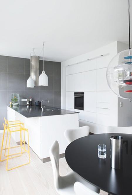 La casa de la arquitecta danesa anne boysen lorenzen for Decoracion danesa
