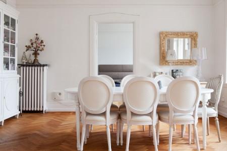 Los detalles de una decoraci n elegante blog tienda for Sillas barrocas modernas