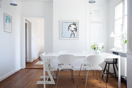Look total white femenino y rom ntico blog decoraci n for Decoracion pisos romanticos