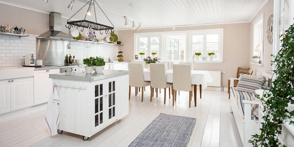 Rom ntico estilo cottage blog decoraci n estilo n rdico - Casas estilo romantico ...