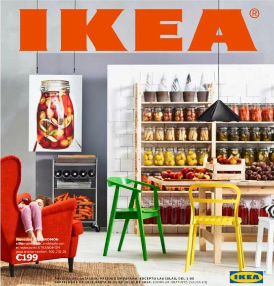 Nuevo catálogo de Ikea 2014 novedades Blog tienda