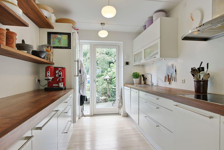 Una casa adosada danesa blog tienda decoraci n estilo for Decoracion casas 55 metros