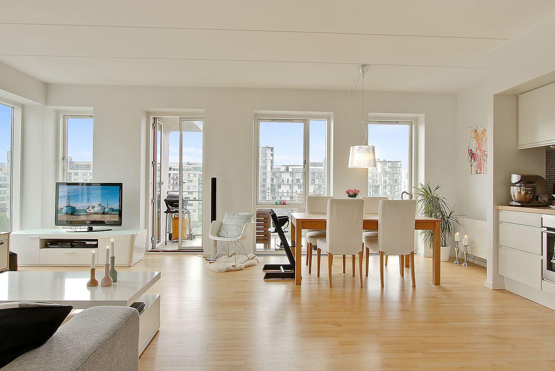 piso nórdico sencillo y luminoso - blog tienda decoración estilo ... - Muebles Diseno Nordico