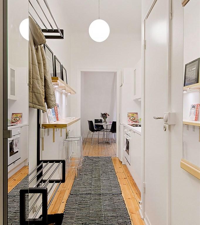 cocinas pequeñas diseño decoración - - Blog tienda decoración estilo ...