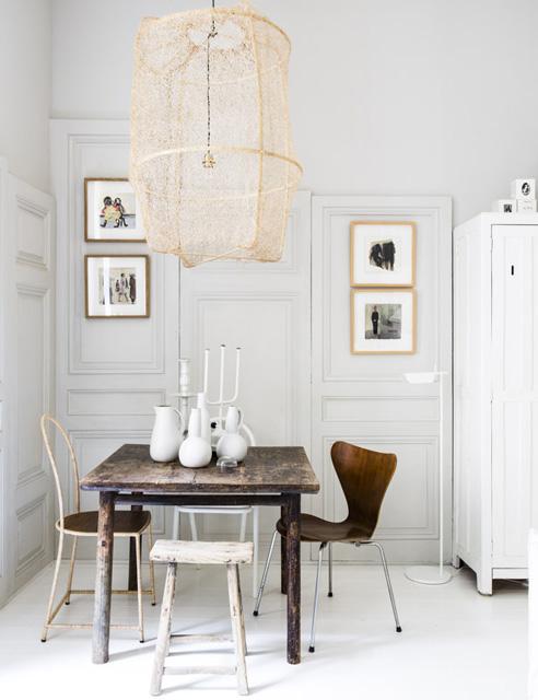 Estilo n rdico en un mini piso en lyon francia blog - Piso estilo nordico ...