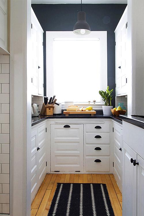 Antes despu s reforma de una cocina con pintura blog - Cocinas baratas nuevas ...