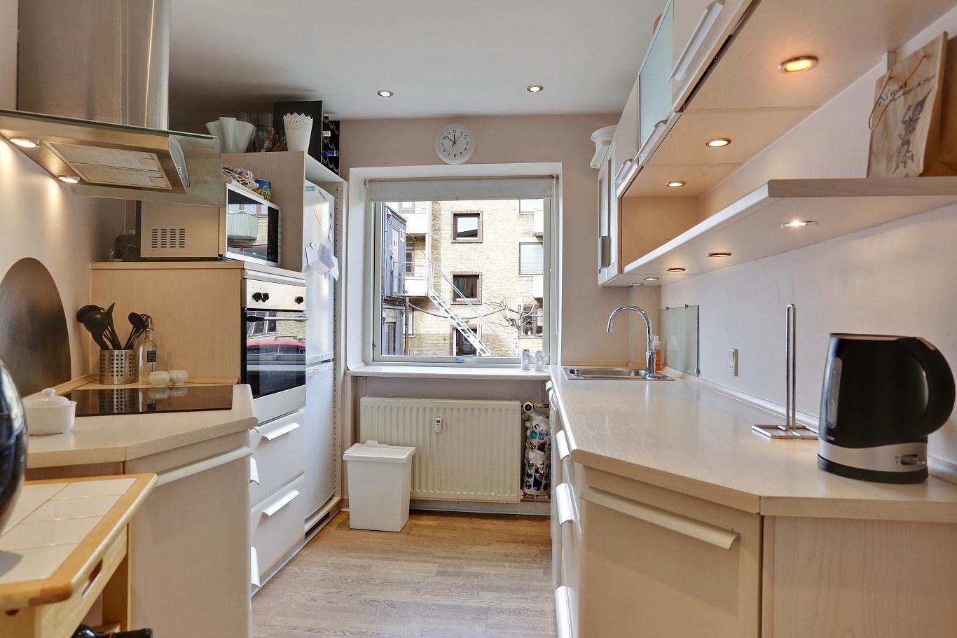 La realidad de los pisos peque os en los pa ses n rdicos for Muebles piso pequeno