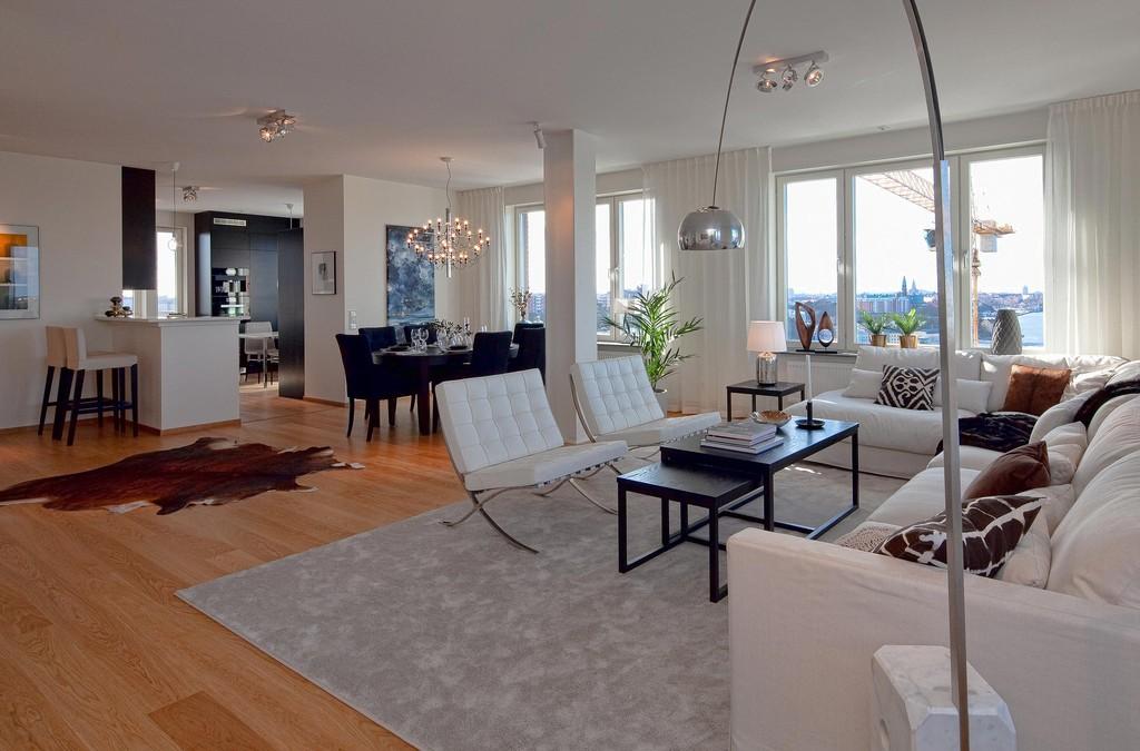 Gran piso n rdico de nueva construcci n blog tienda for Salones para pisos