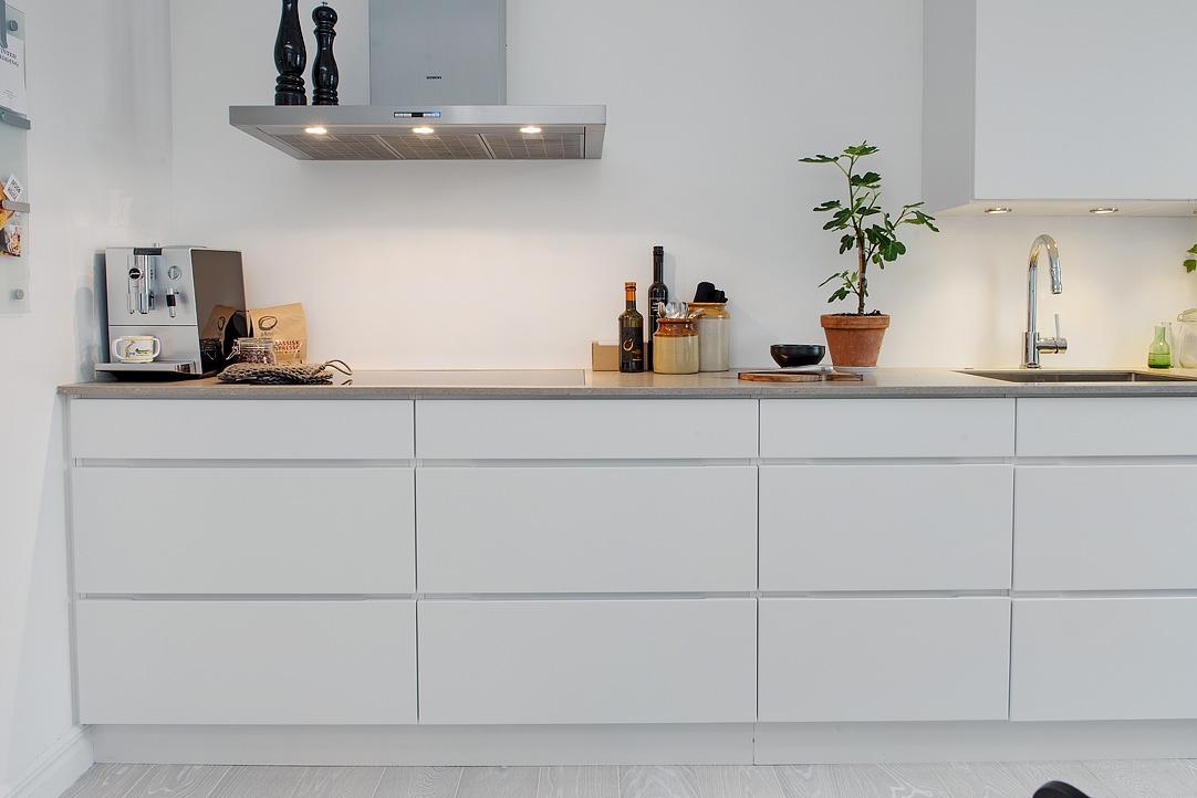 Gris y blanco siempre un acierto   blog decoración estilo nórdico ...