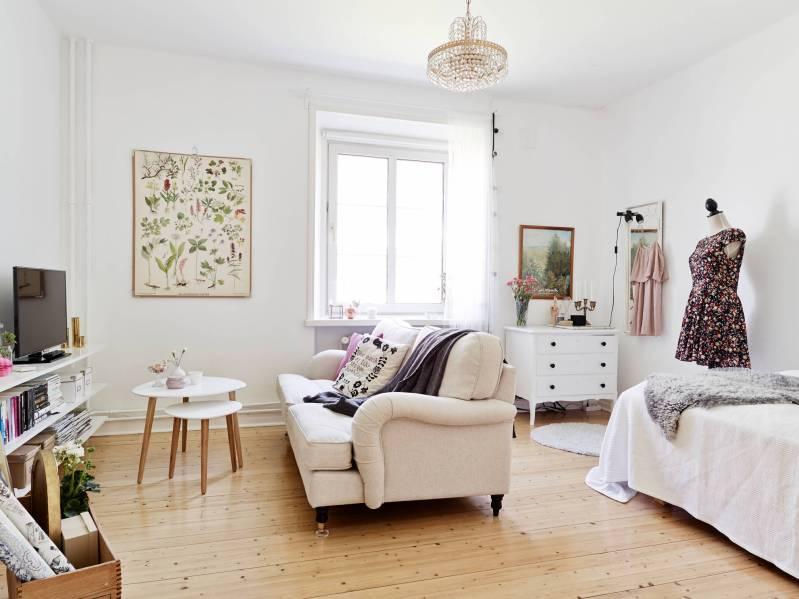 Mini piso con mucho encanto - Blog tienda decoración estilo nórdico ...