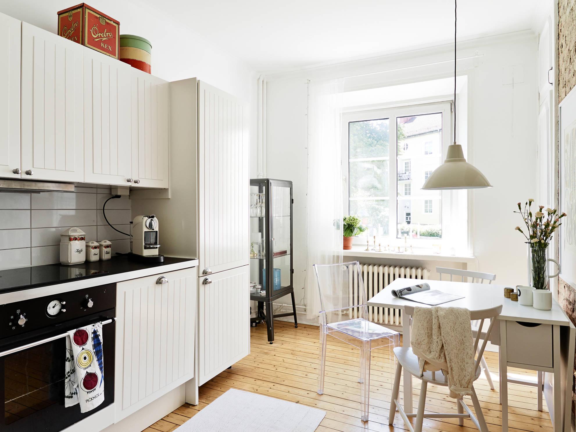 Mini piso con mucho encanto blog tienda decoraci n Decoracion de interiores cocinas