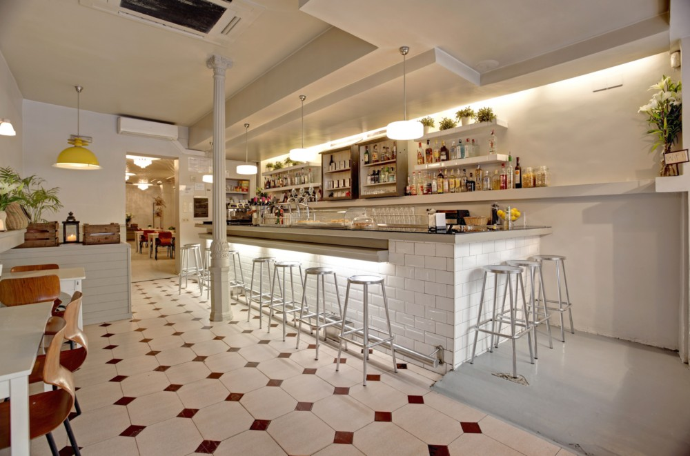 Restaurante Clarita – Madrid - delikatissen - Blog tienda decoración ...