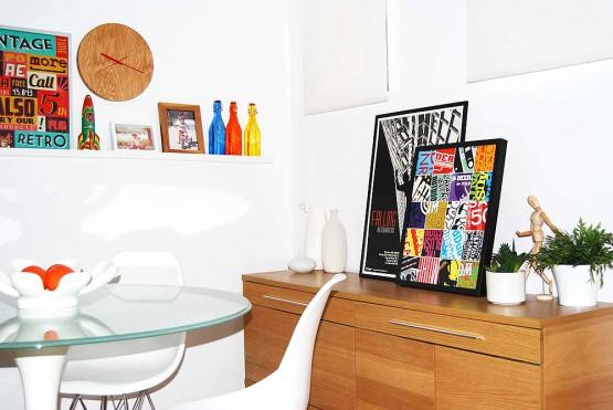 muebles de ikea y de diseño hogares españoles estilo nórdico estilo moderno contemporáneo distribución diáfana decoración estilo nórdico y retro decoración de salones comedor cocinas modernas pequeñas abiertas blog estilo nórdico blog decoración de interiores