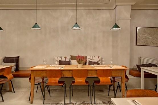 Restaurante clarita madrid blog decoraci n estilo - Blogs de decoracion de interiores ...