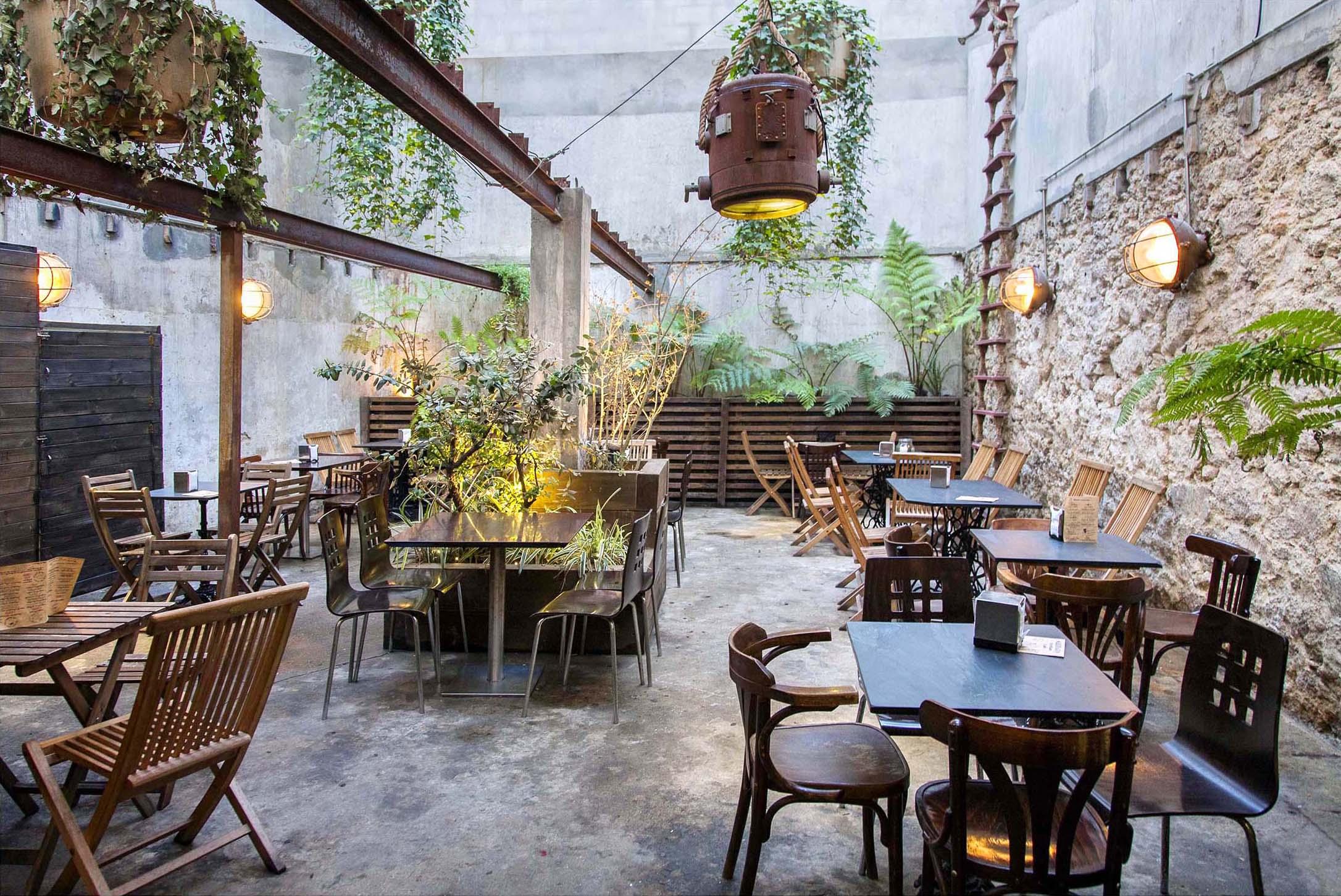 restaurantes vintage españa a coruña - delikatissen - Blog tienda ...
