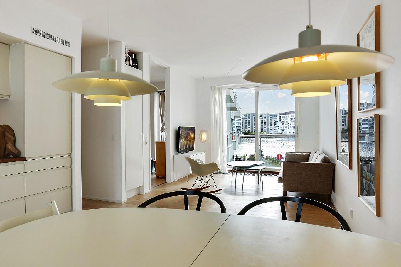 Piso dan s amplio con vistas blog tienda decoraci n - Decoracion pisos modernos ...