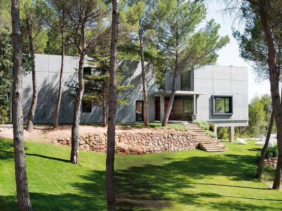 Casa prefabricada de hormig n en guadalajara blog - Casas prefabricadas guadalajara ...