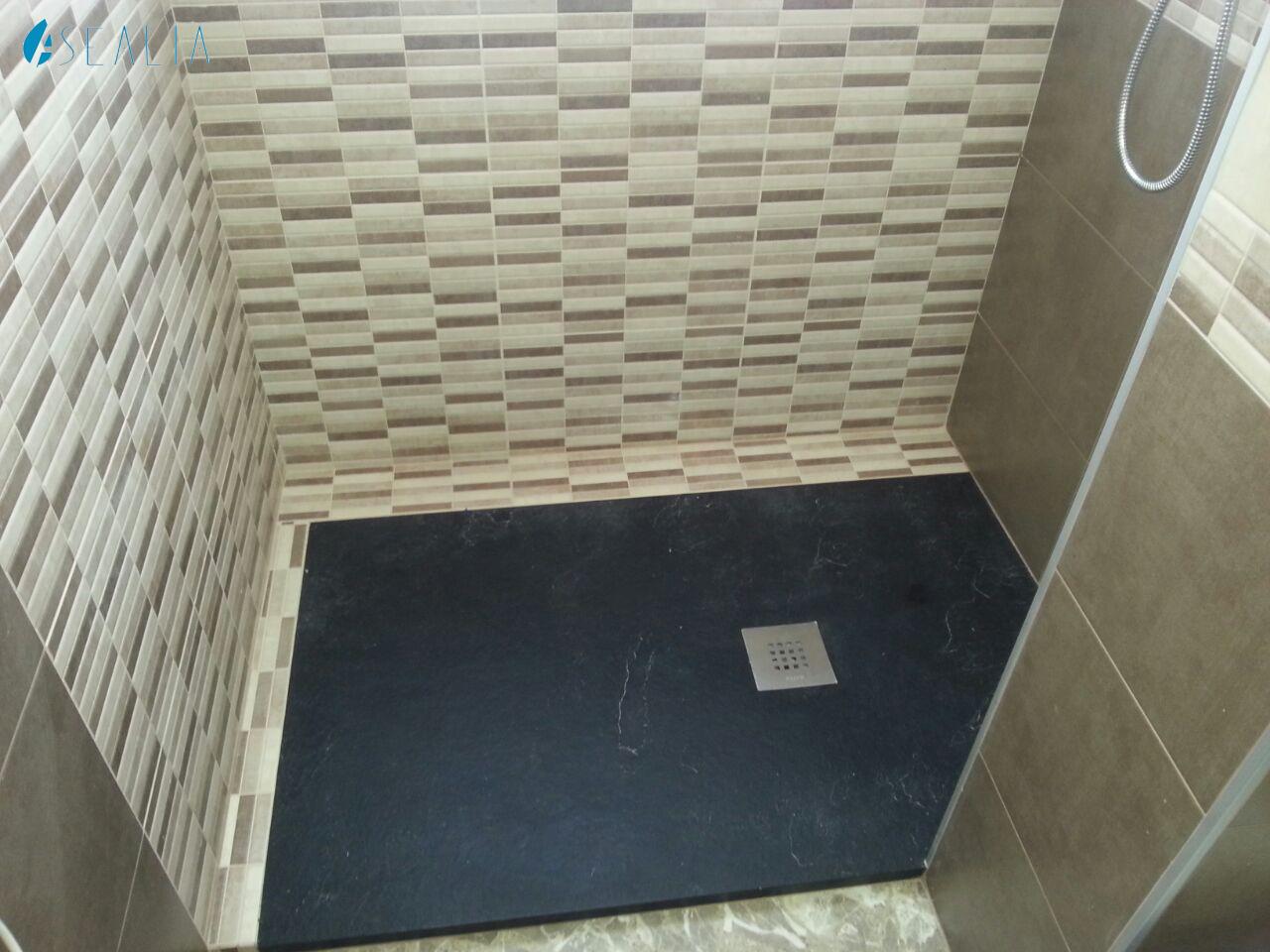 Sorteo asealia mueble auxiliar de ba o blog tienda - Fotos de platos de ducha ...