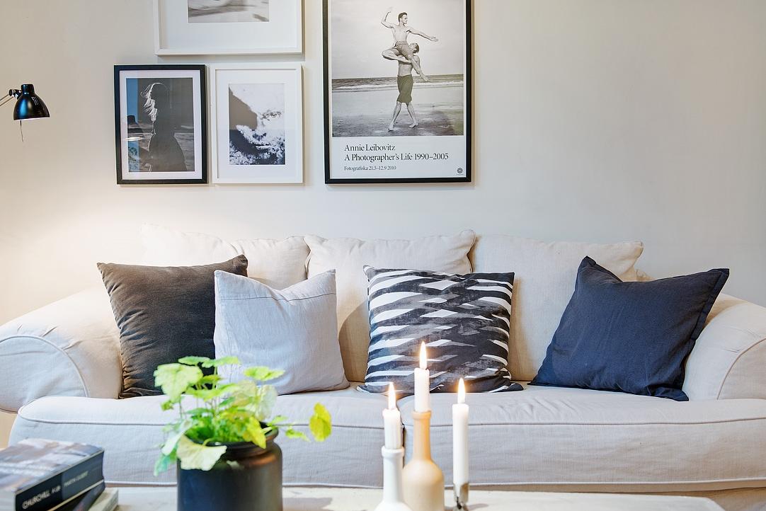 Piso pequeño con amplio salón y terraza comunitaria   blog ...