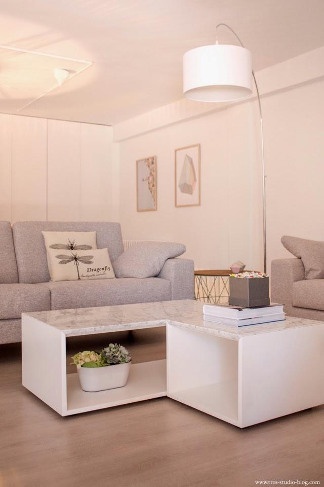 Precioso piso n rdico en el s tano de una casa en valencia for Piso estilo nordico