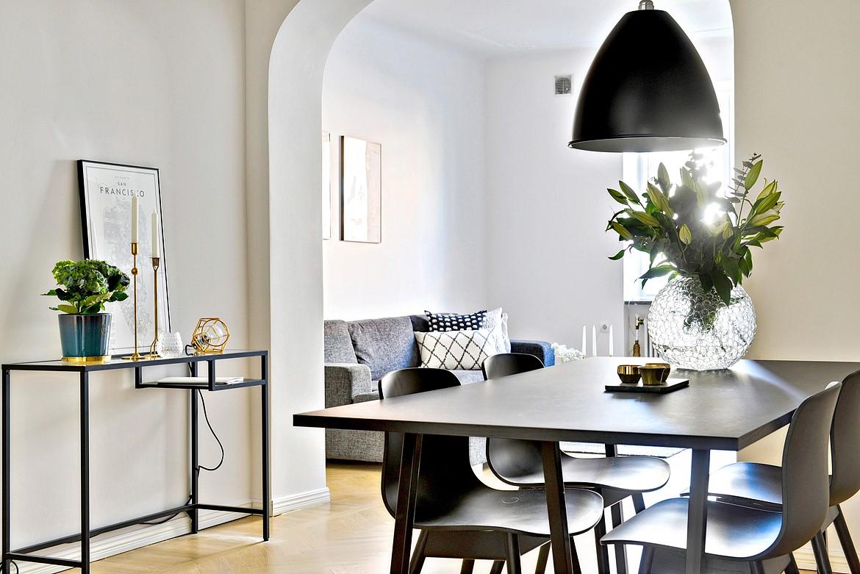 Planta semidi fana con separaciones en arco blog tienda for Blog de decoracion de interiores