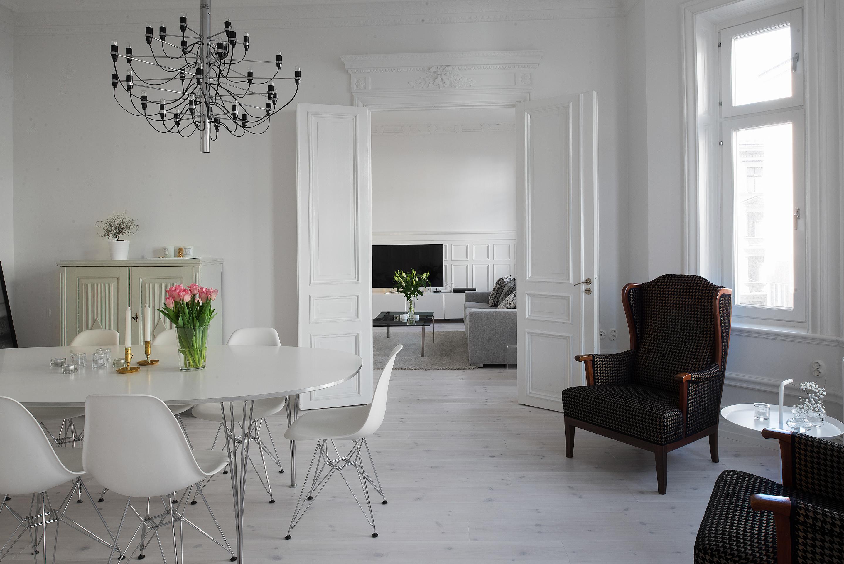 piso elegante y moderno con elementos originales - blog tienda