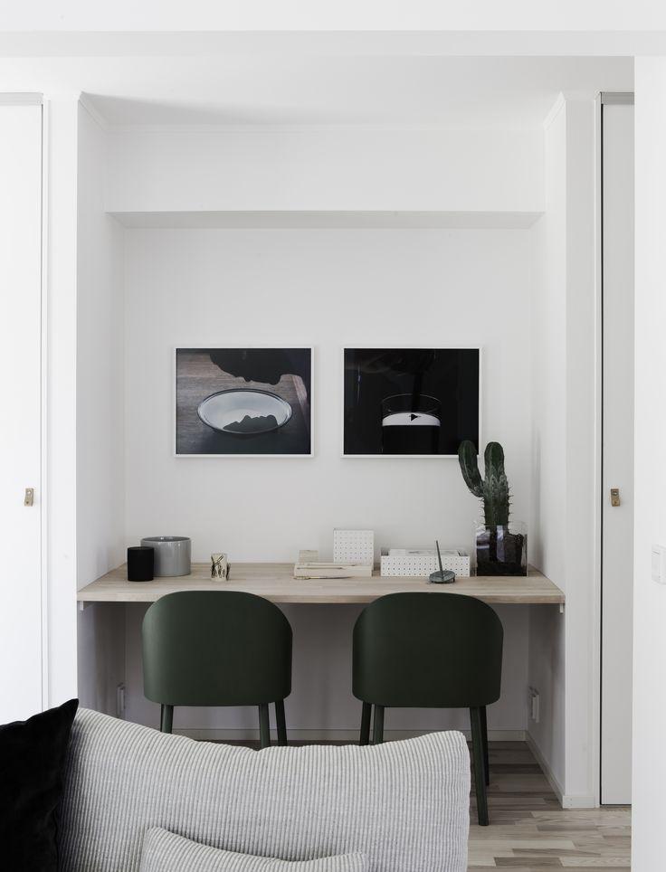rincon de trabajo decoracin oficinas blanco oficina nrdica mesa para portatil nrdico inspiracion oficina nrdica despacho