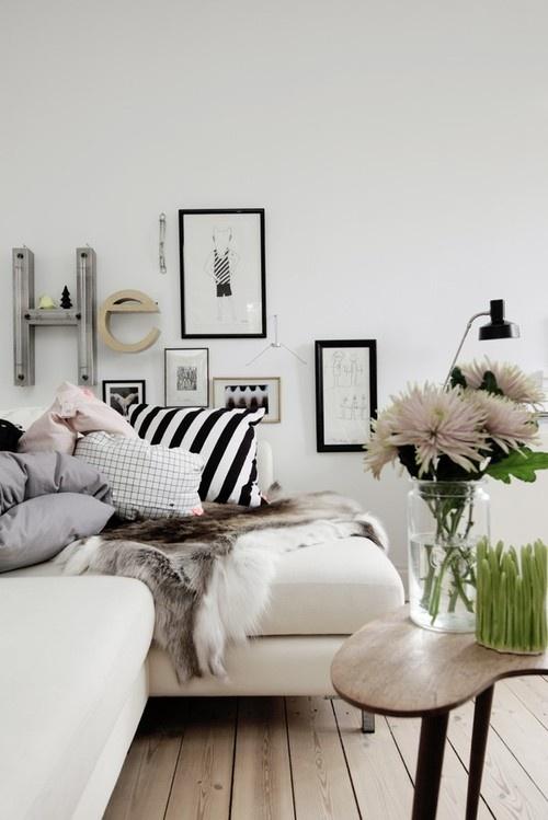 Sin miedo a los sof s blancos blog tienda decoraci n for Decoracion de sofas