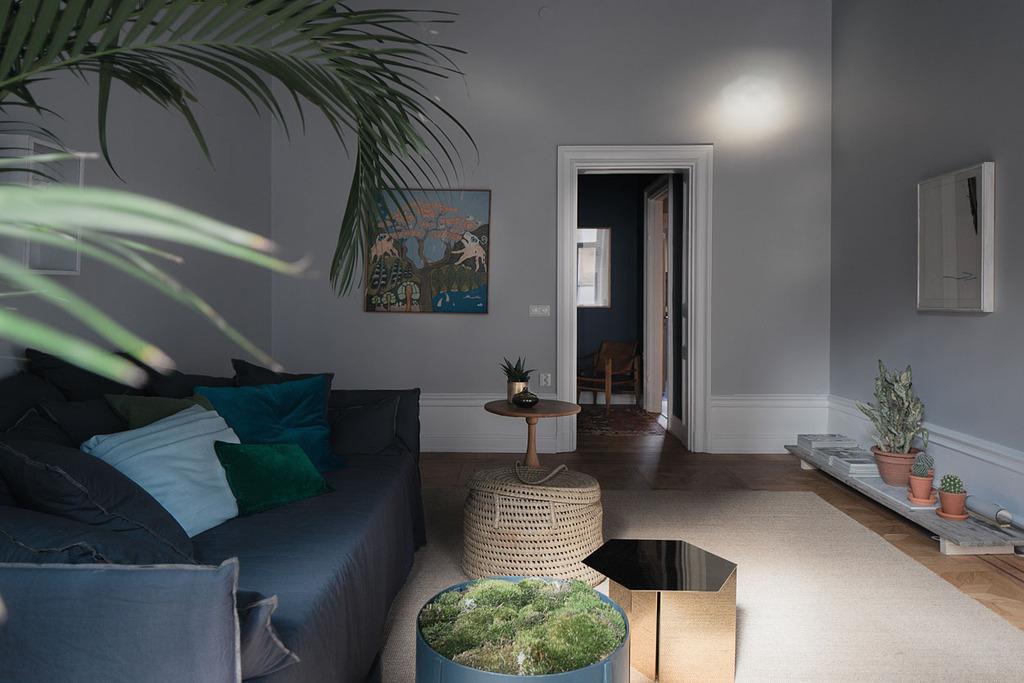 Dise o de interiores delikatissen blog decoraci n - Muebles diseno nordico ...