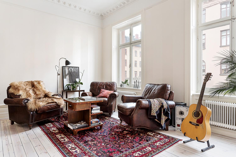 El dormitorio t pico de muchos n rdicos blog tienda - Decoracion estilo escandinavo ...
