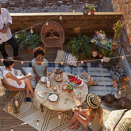 Inspiraci n para decorar terrazas y balcones blog - Terrazas y balcones ...